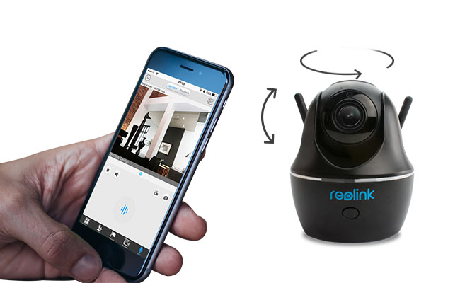 Battery-Powered WiFi Camera