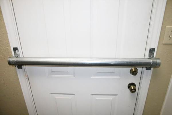 Basement Door Security Bar & Top 4 Basement Window and Door Security Ways to Prevent Break-Ins ...