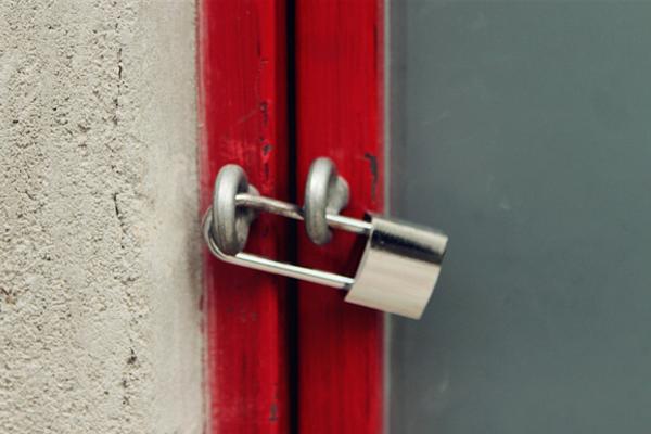 Basement Window Lock