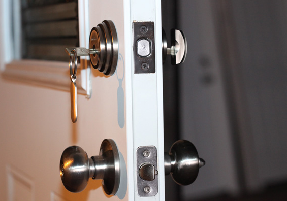 Secure Front Door Lock
