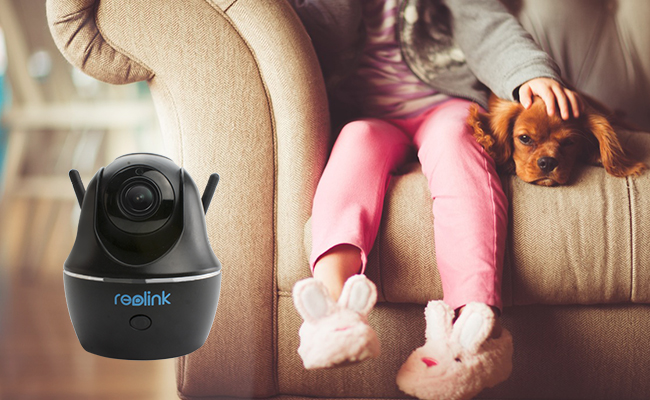 Security Camera for Kids on the Spectrum