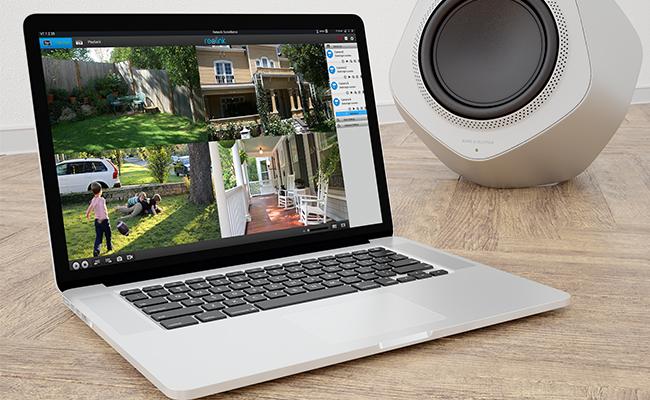 Video Surveillance Camera for Home