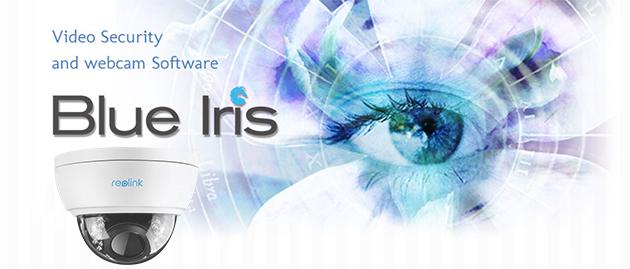 Blue Iris IP Camera