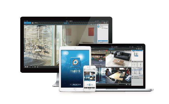 wireless security camera software mac