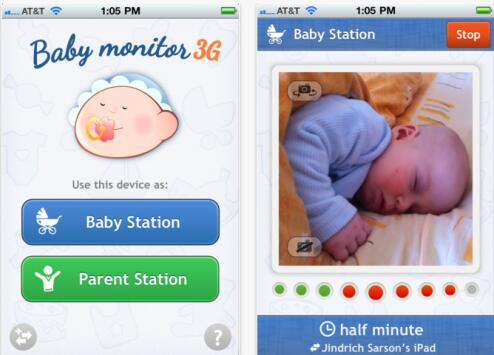 Part 2: Top 10 Baby Monitor Apps