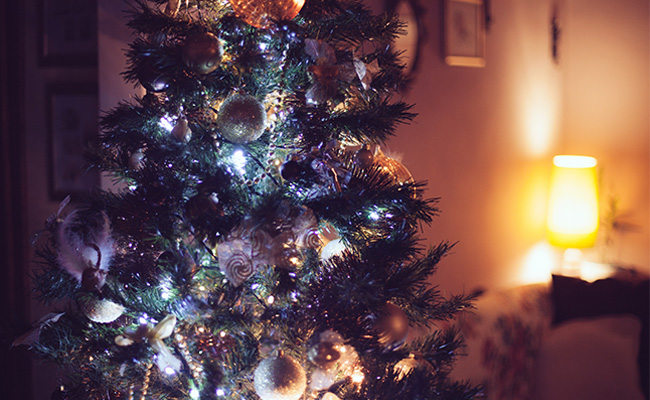 Christmas Holiday Fire Safety Tips