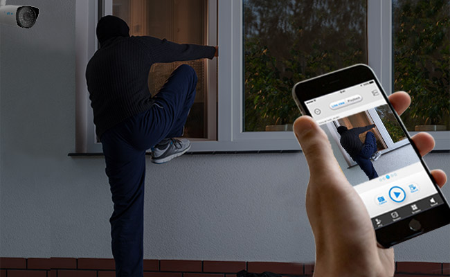 How to Deal with an Intruder in Your Home