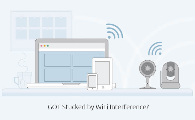 How to Solve Wireless Security Camera WiFi Interference – Reolink Blog