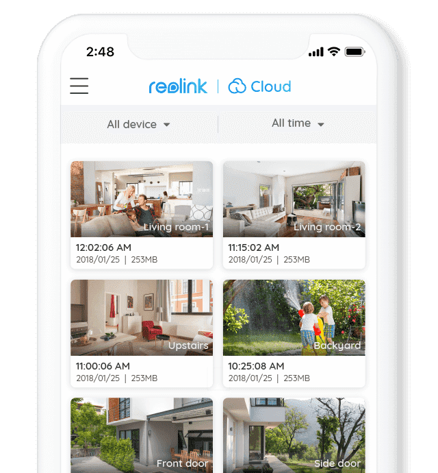 Reolink Go - Wire-Free 4G-LTE Mobile Security Camera