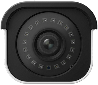 4K PoE Security Camera System Lens