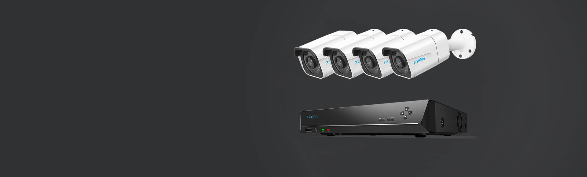 RLK8-800B4 4K 8-Channel PoE Security Camera System