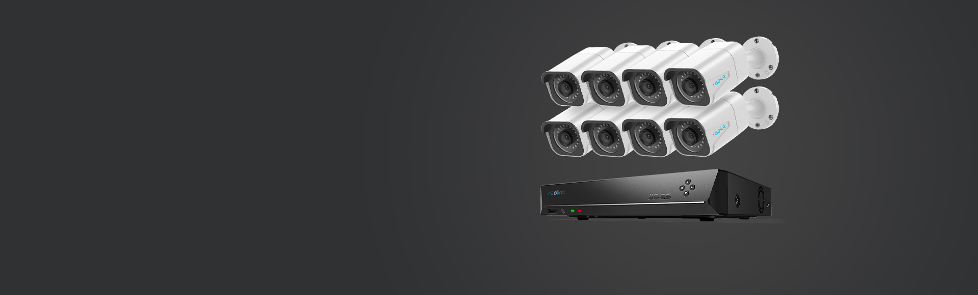 Reolink 4K 8MP PoE Business Security Cameras Systems