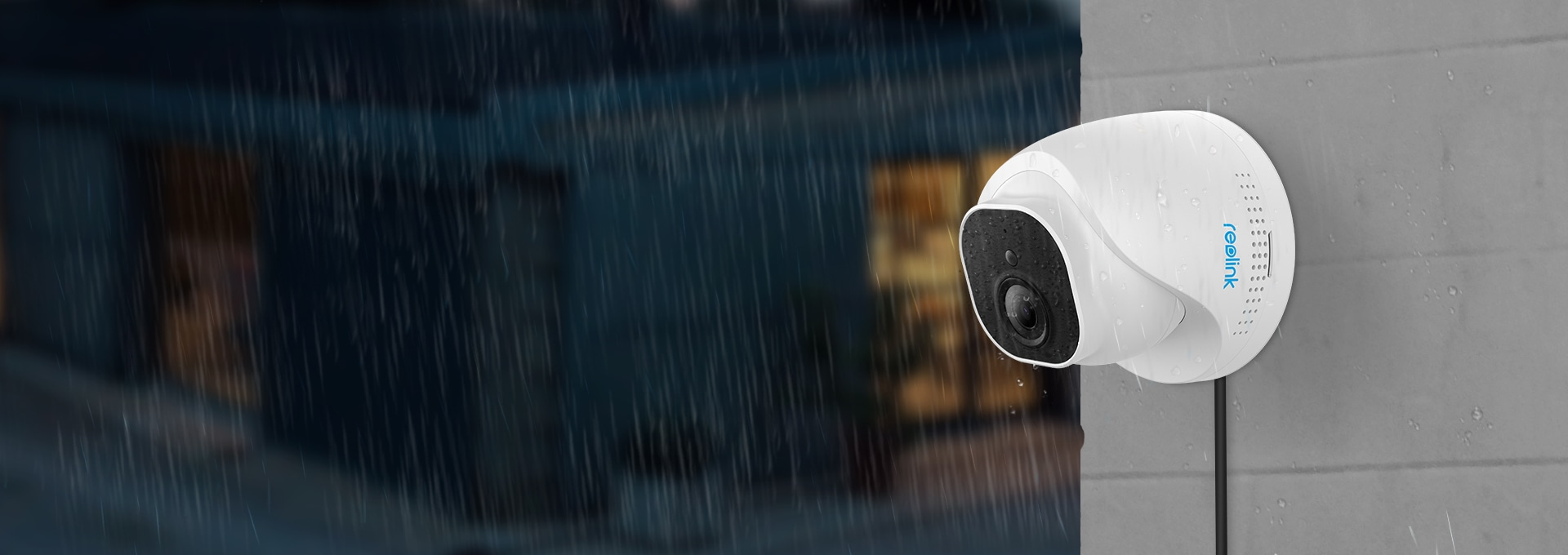 IP66 Waterproof 4K Outdoor Indoor Security Camera System