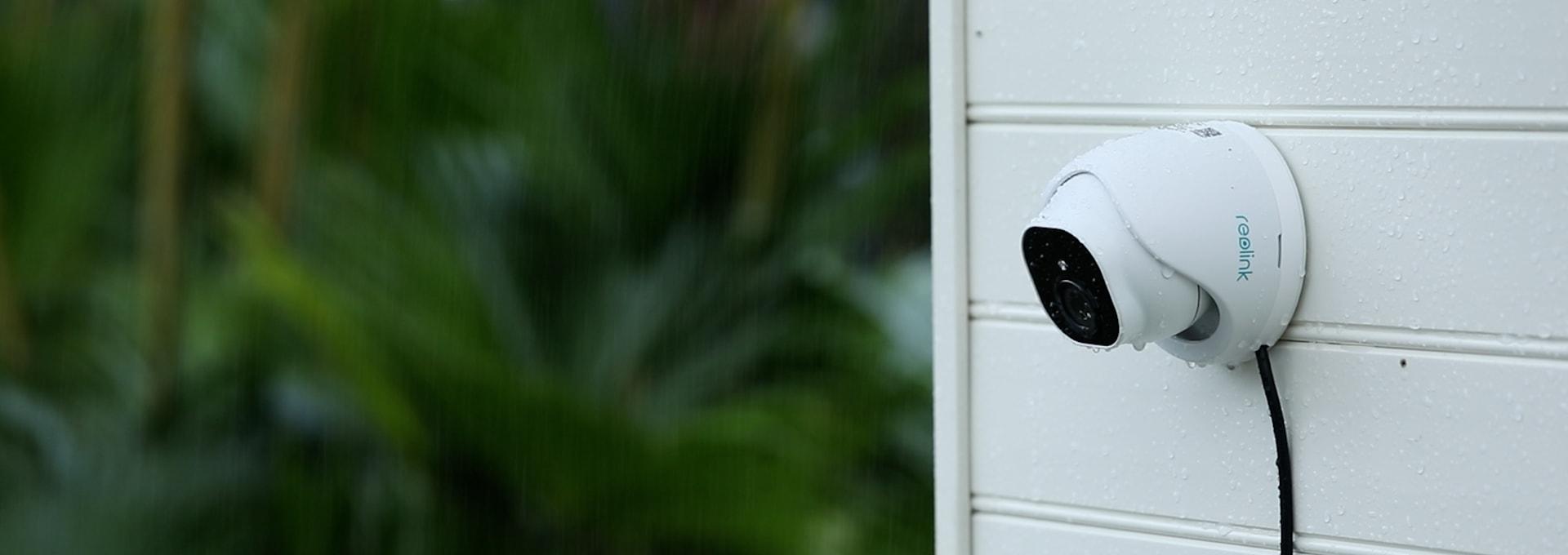 IP66 Weatherproof RLK8-800D4 4K Security Camera System