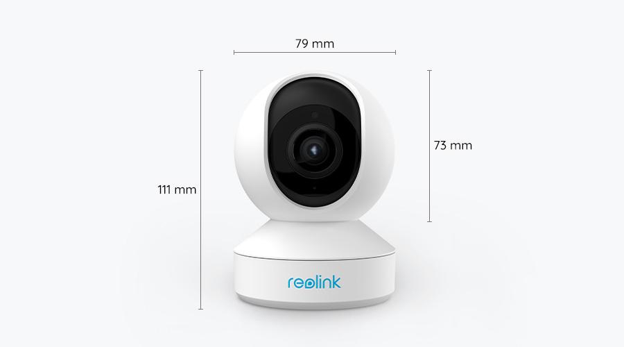 Wireless Pan Tilt Zoom Smart Home Camera