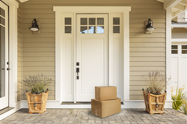 Secure Packages from Thefts