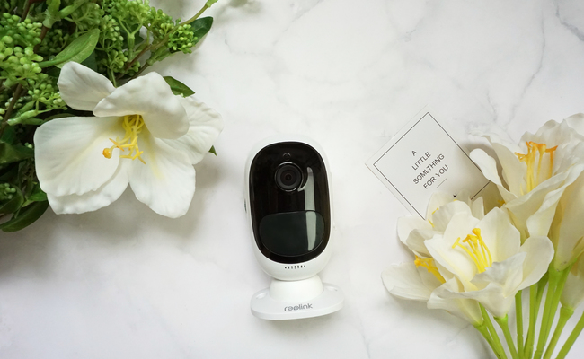 Wireless Indoor Security Cameras