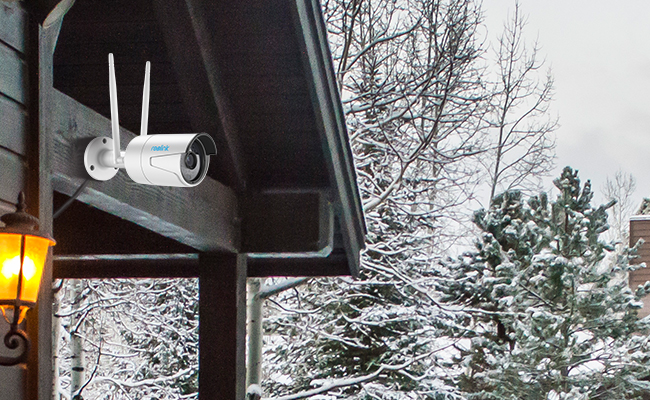 Cold Weather Security Cameras