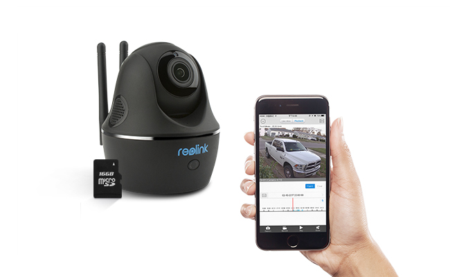 Security Camera for Your Car