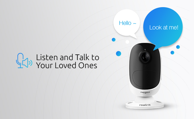 Two-Way Audio Security Camera: Top 2 Picks in 2019 — Reolink Blog