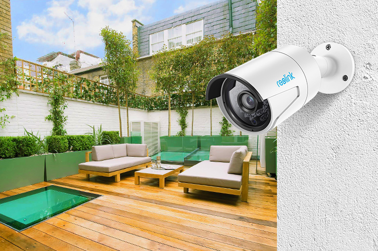 Outdoor Bullet Security Camera