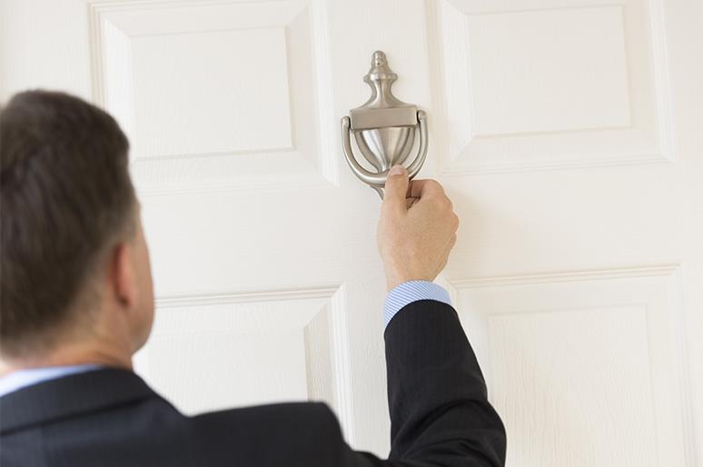Avoid Door to Door Scams
