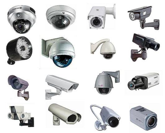 Type of Security Camera