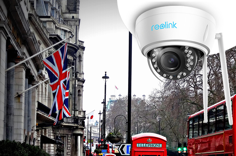 Home Security Cameras UK