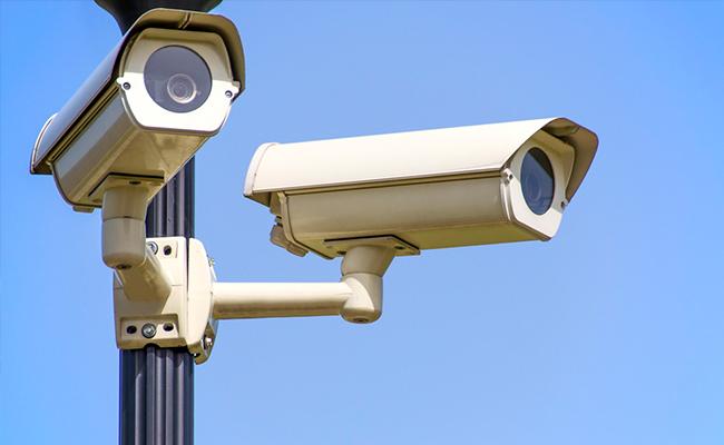 Baustellen Überwachung CCTV