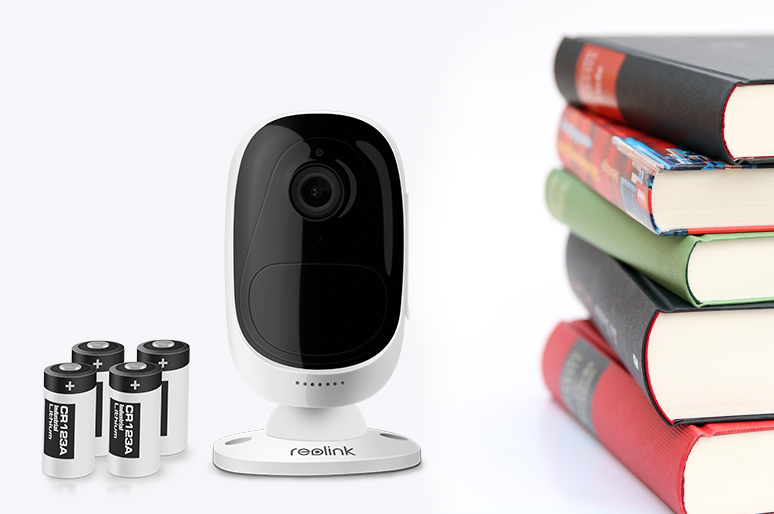 Rechageable Security Camera