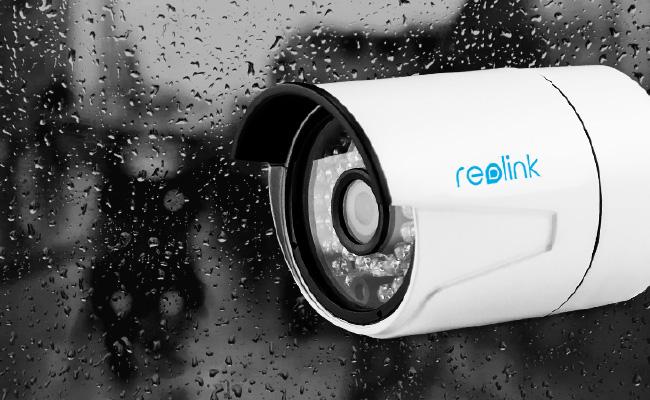 Wasserfeste Überwachungskamera Für Baustellen