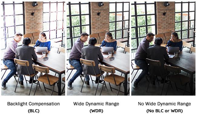 WDR vs BLC