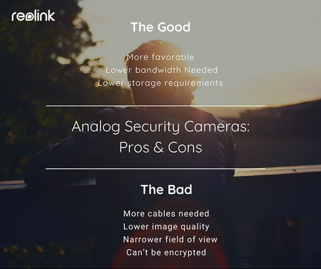 Analog Security Camera Pros Cons