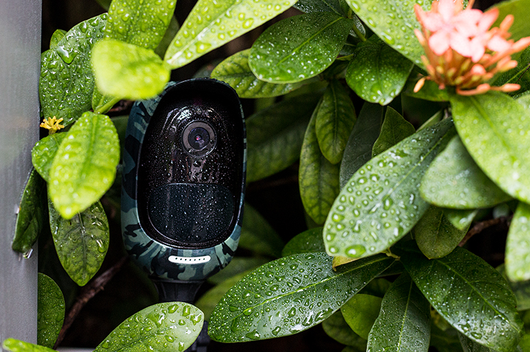 Battery Operated WiFi Spy Camera
