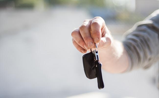 Car Theft Prevention Key