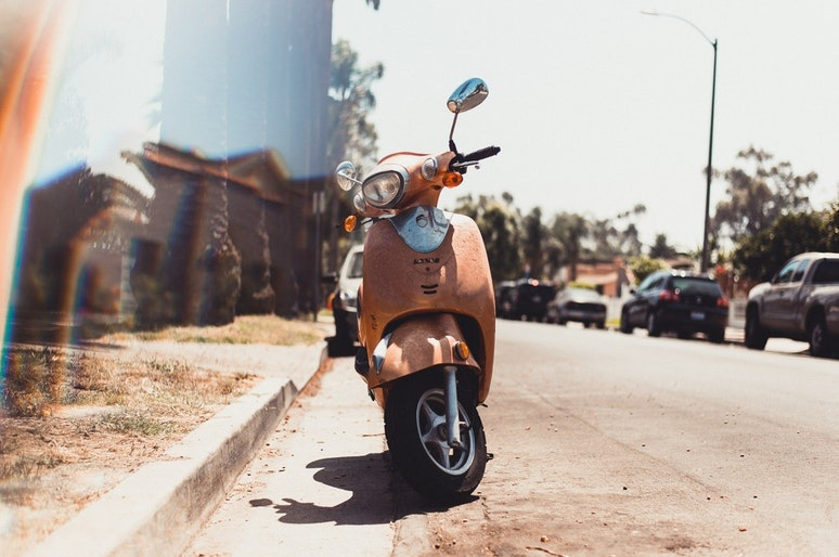 Motorcycle Touring Theft Prevention