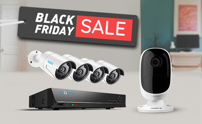 Security Camera Black Friday