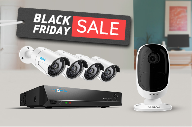 Security Camera Black Friday Deals