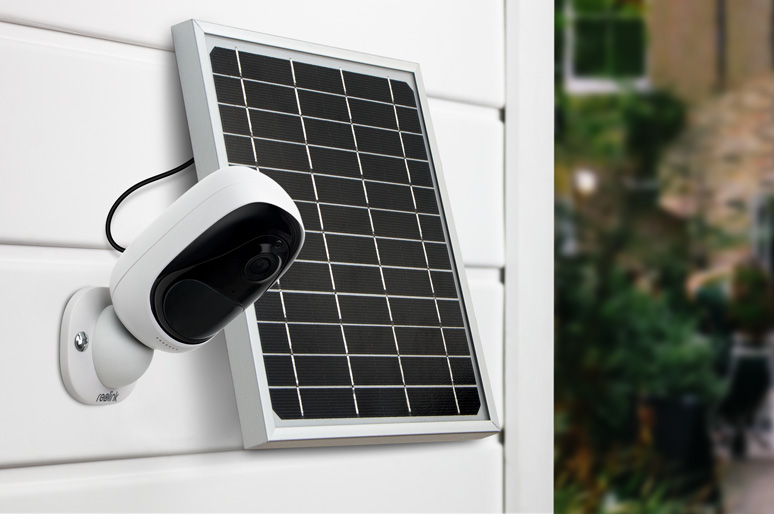 Solar Powered Security Cameras: Top 8 Things You Need to Know