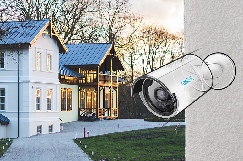 4K Security Cameras