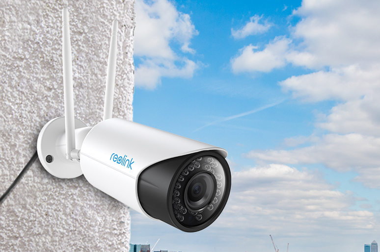 4K Wireless Security Cameras