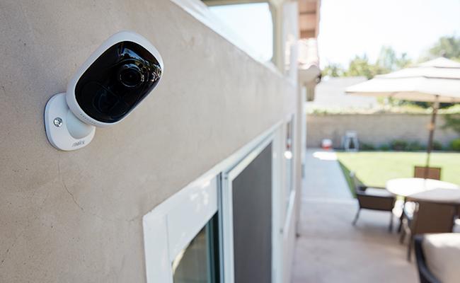 Front Door Security Camera Reolink Argus 2