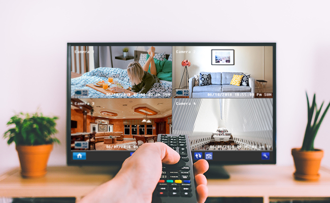 Stream Video ON A TV