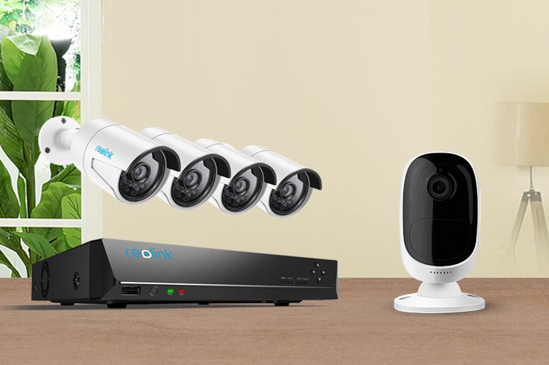 Günstige Überwachungskameras