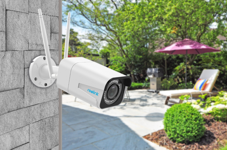 Box Security Camera