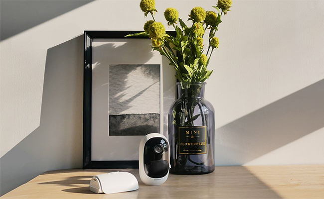 Long Battery Life Security Camera