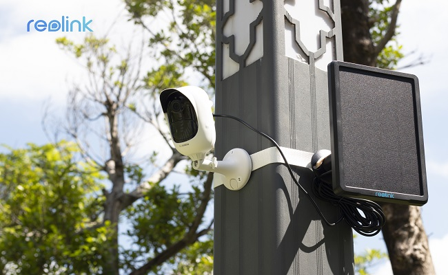Akku IP-Kamera für Handy