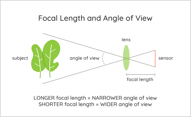 Focal Length Explaination
