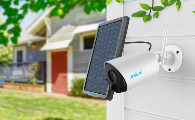 Reolink Argus Eco Outdoor Battery Powered Security Camera