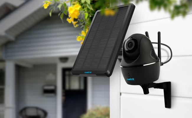 Reolink Keen™ 2 Outdoor Battery Powered Pan Tilt Camera